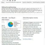 Wordpresstemat Thesis