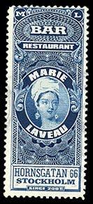 Marie Laveau, Stockholm