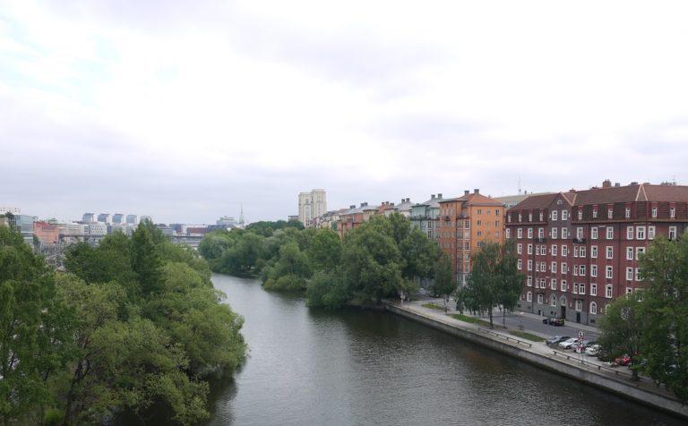 Mälaren, Stockholm