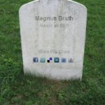 Magnus Bråth död