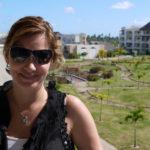 Ivonne Montealegre in Punta Cana