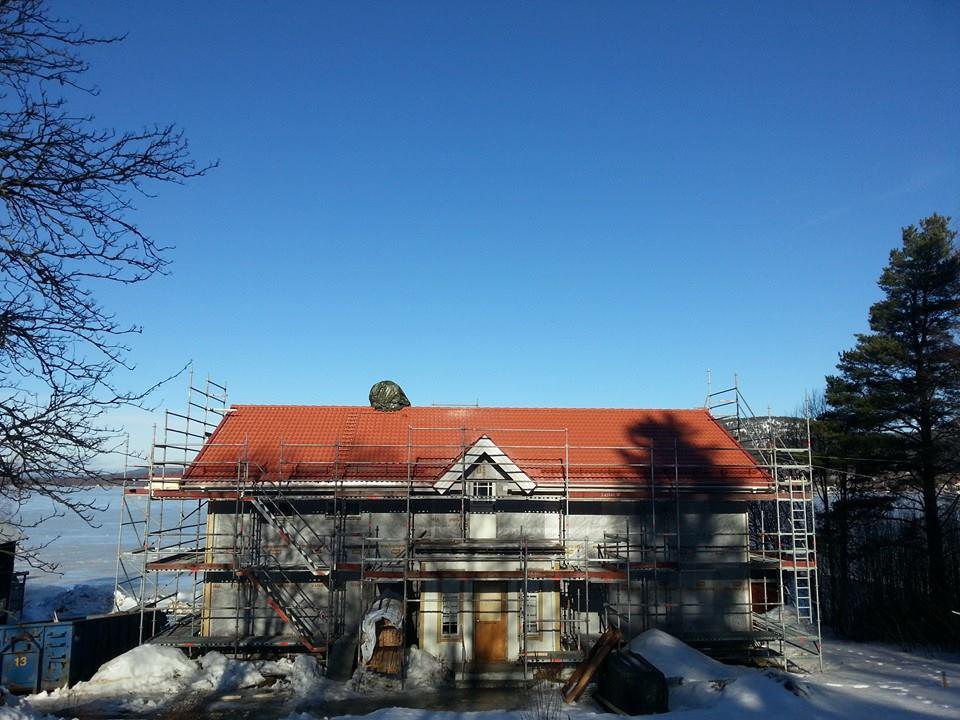 Min villa i Örnsköldsvik