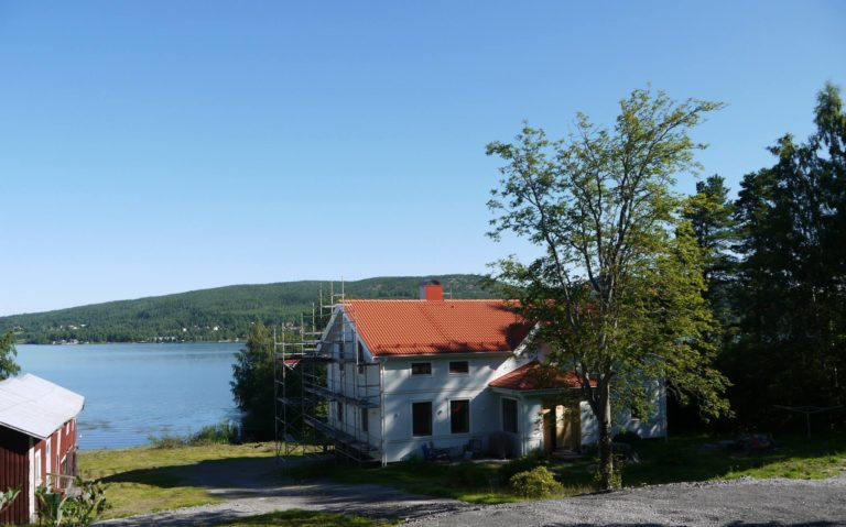 Mitt hus i Norrland
