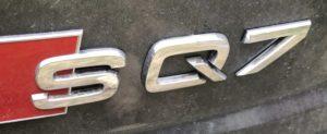 SQ7 emblem