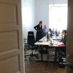 Braths kontor på Kungsgatan 17