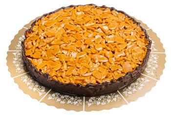 Postkakan - en tårta som går ner i brevinkastet