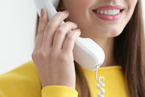 telefonförsäljare