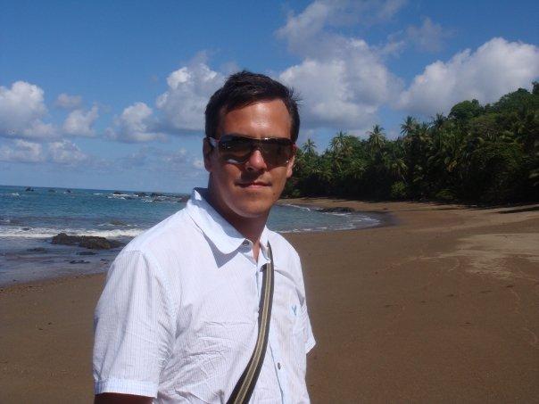 Magnus Bråth - stranden