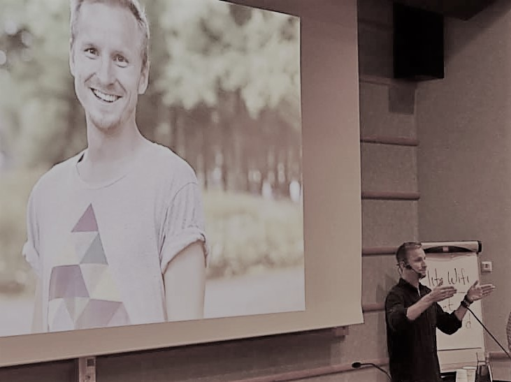 Erik Bergman berättar om Great.com