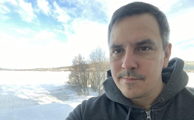 Magnus Bråth efter hud-konsultation
